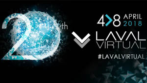 Laval virtual 2018_TechViz logiciel de réalité virtuelle_home banner