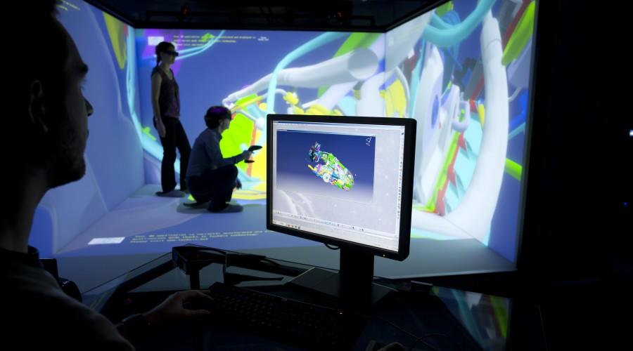 TechViz XL - Virtual Reality Software