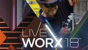 PTC Live Worx 18_TechViz vr sofwtare