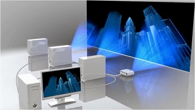 Schéma Archi TechViz XL