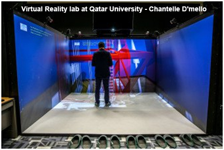 Virtual Reality Expands Reach In Qatar With Real Life